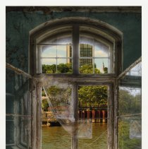 Image of Photomontage: The Pier. Artwork by Roslyn Rose, Hoboken, 2012.  - Artwork