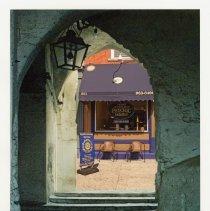 Image of Photomontage: Psychic Reading. Artwork by Roslyn Rose, Hoboken, 2012.  - Artwork