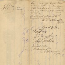 Image of detail back document 1