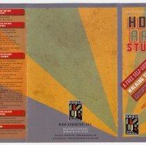 Image of brochure unfolded, side 1