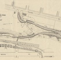 Image of detail pg 4: Figure 1, Map of the Hillside Electric Road
