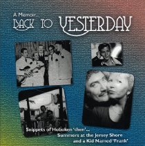 Image of Back to Yesterday: A Memoir...  - Book