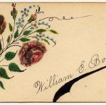 Image of card 1: William  E. Borries