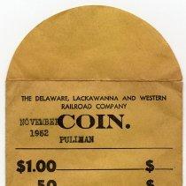 Image of envelope November 1952 Pullman