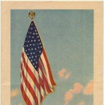 Image of Program, graduation: Demarest High School (Hoboken), Class of June 1945. - Program