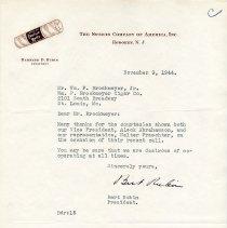 Image of full letter