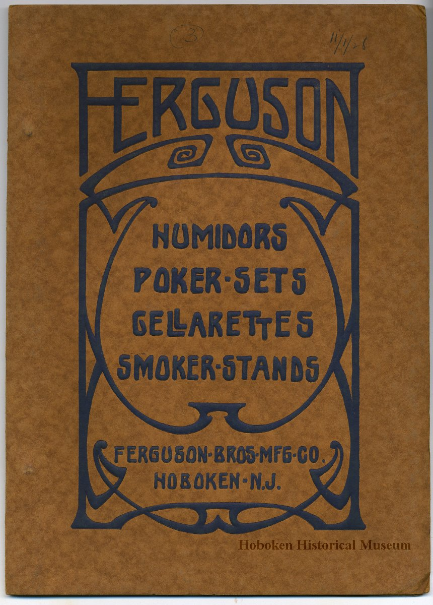 Ferguson Brothers Manufacturing Company - Ferguson Brothers ...