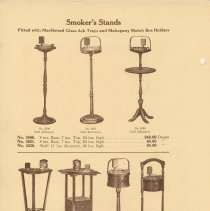 Image of pg 16 Smoker's Stands