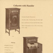 Image of pg 18 Cellarette with Humidor