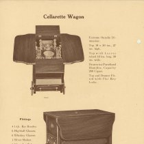Image of pg 22 Cellarette Wagon [liquor cart]