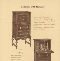 Image of pg 23 Cellarette with Humidor