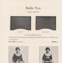 Image of pg 19 Buffet Tray