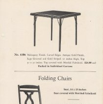 Image of pg 35 Folding Chairs