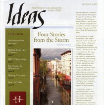 Image of Article: Cycling through Hoboken after the Cyclone. By Robert Foster, Director, Hoboken Historical Museum. 2013. - Article