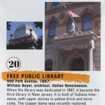 Image of 20 Free Public Library