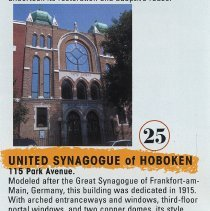 Image of 25 United Synagogue of Hoboken