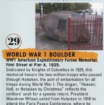 Image of 29 World War I Boulder