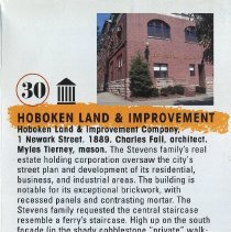 Image of 30 Hoboken Land & Improvement
