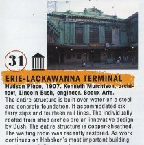 Image of 31 Erie-Lackawanna Terminal