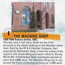 Image of 1 The Machine Shop