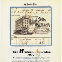 Image of pg 83: 71. First Merchants' Association 1917