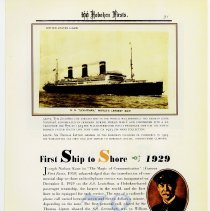 Image of pg 91: 78. First Ship to Shore 1929