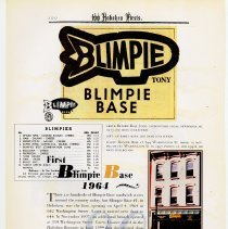 Image of pg 100: 90. First Blimpie Base 1964