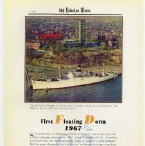 Image of pg 102: 92. First Floating Dorm 1967