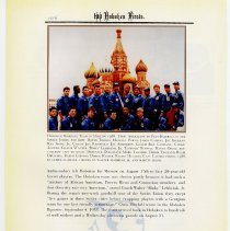Image of pg 106: 96. First American Baseball Team to Visit Russia 1988