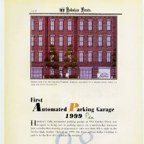 Image of pg 108: 98. First Automated Parking Garage 1999