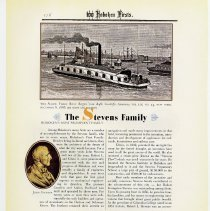 Image of pg 116: The Stevens Family