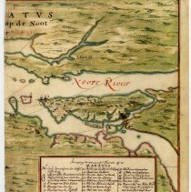 Image of pg [xvii] - right half, 1639 Vinckeboons, Manatus map
