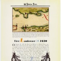 Image of pg 1: 1. First Landowner 1630