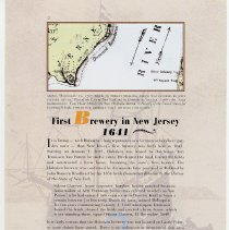 Image of pg 2: 2. First Brewery in new Jersey 1641