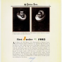 Image of pg 3: 3. First Justice 1665