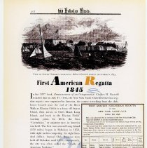 Image of pg 28: 26. First American Regatta 1845