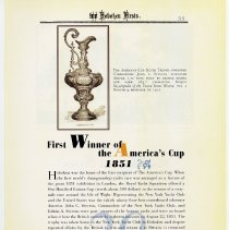 Image of pg 33: 29. First Winner of the America's Cup 1851