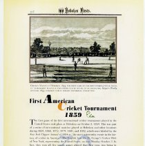 Image of pg 36: 32. First American Cricket Tournament 1859