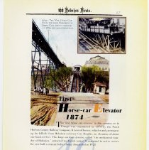 Image of pg 47: 40. First Horse-car Elevator 1874