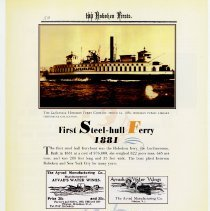 Image of pg 52: 45. First Steel-hull [steel hull] Ferry 1881