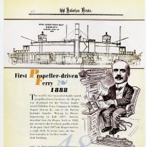 Image of pg 56: 48. First Propeller - driven Ferry 1888
