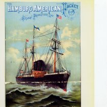 Image of pg [77]: 65. First World Cruise Ship; illus.