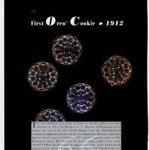 Image of pg 78: 66. First Oreo Cookie 1912