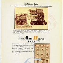 Image of pg 79: 67. First Auto Hearse 1913