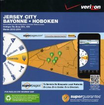 Image of Telephone directory: Verizon, March 2013-2014. Yellow Pages (government and business) - Directory, Telephone