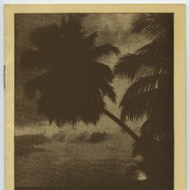 Image of The Story of Coconut. Issued by Franklin Baker Co., 15th & Bloomfield Streets, Hoboken, N.J. Ca. June 1925.  - Pamphlet