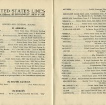 Image of pp [32-33] United States Lines, offices & general agents