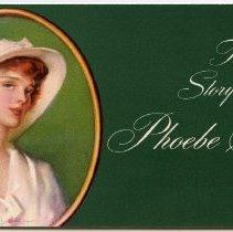 Image of The Story of Phoebe Snow. Lackawanna R.R., [N.Y.], n.d., ca. 1949-1952. - Pamphlet