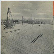 Image of pg [12]: Statendam deck games - badminton, shuffleboard
