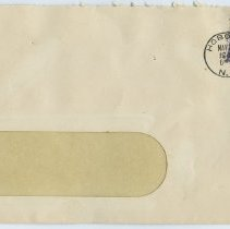 Image of Swizzels, Inc. envelope